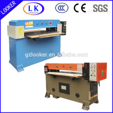 Hydraulic plastic blister container clamshell punching machine