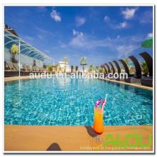 Projecto do Hotel Audu Phuket Sunshine Seaside Lounger