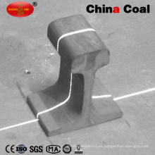 Carril de acero Carril de luz Carril de carril de acero Ming