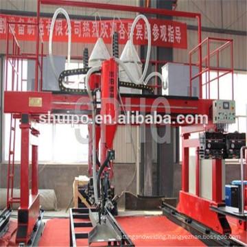 h-beam automatic welding machine/i beam welding machine/h beam gantry welding machine
