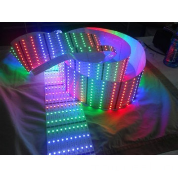 3014 dekoratif 110 Volt smd3014 LED Strip ışık