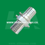 Galvanized Steel Trench Pump Hose Coupling