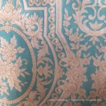 Drap de lit en tissu 100% polyester