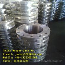 bride / coude / té / réducteur grande taille acier au carbone ASTM Lr coude