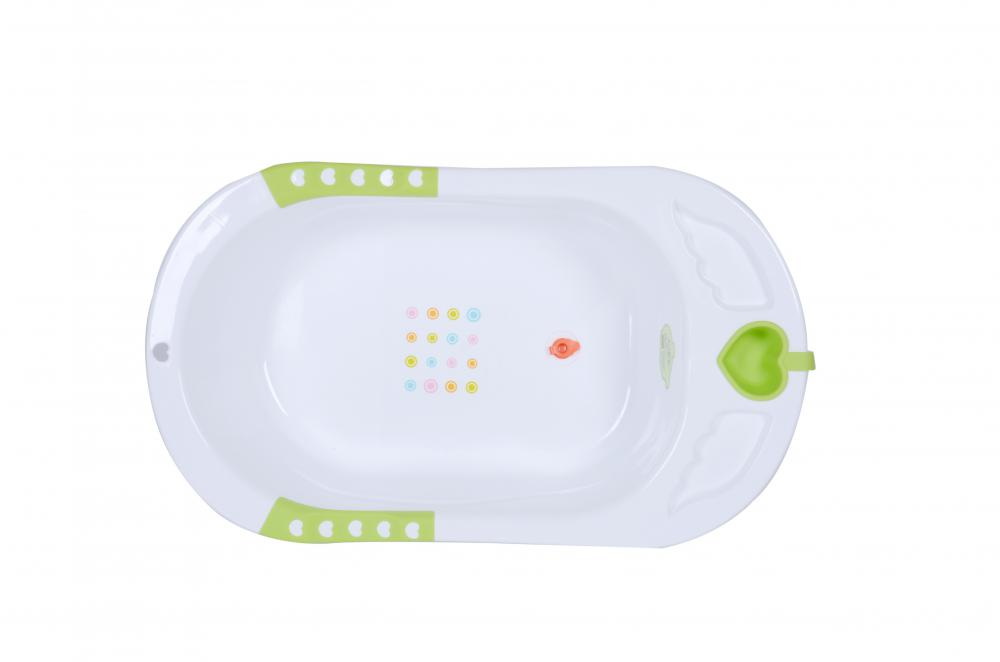 Plastic Baby Bathtub With Seat