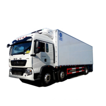 Fruit/seafood /meat/ beverage /vegetable & other perishable food refrigerated delivery truck
