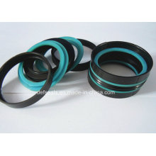 NBR+POM+PU Das Compact Seals for Hudraulic Cylinder