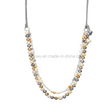 Beautiful Pearl Necklace Jewelry, Latest Design Pearl Jewelry, Beads Necklace Design