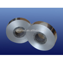 Folha de alumínio fita de tecido, Reflexivo e Silver Roofing Material Folha de Alumínio Face Laminação