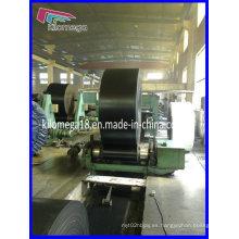 Correa transportadora 4ply Ep600 / 4 con 1000 mm de ancho