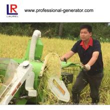 10HP Mini Mähdrescher Reis Mähdrescher für Landwirtschaft / Bauernhof