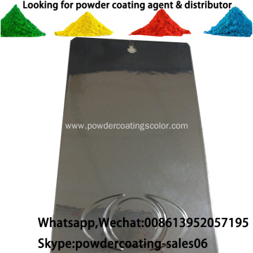 Thermosetting Electrostatic Spray Epoxy Polyester Powder Coating