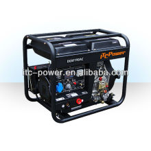 2 kW welder ITC-POWER diesel generator set welding