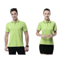 Mens Womens Unisex Custom bestickte bedruckte Polo-Shirts