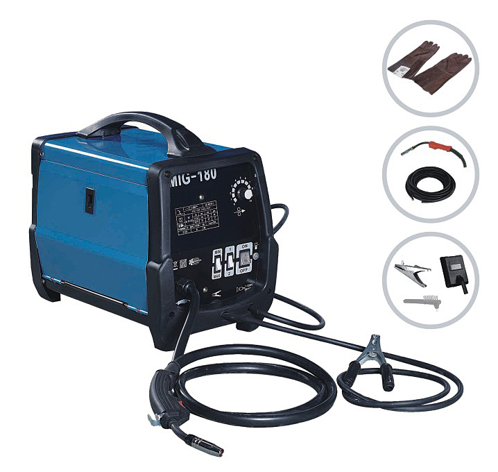 Fan Cooled Welding Machine