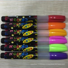 2015 Washable Nontoxic Crayon for Kids Made in China