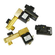 Válvula de dreno das peças do compressor de ar 220V auto 1/4 de polegada
