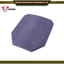 KEVLAR MKST-316C NIJ nivel III placa de prueba de balas compuestas de cerámica