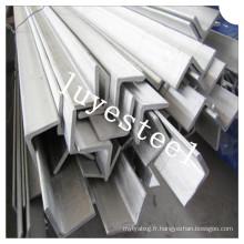 AISI 202 Barre d'angle en acier inoxydable