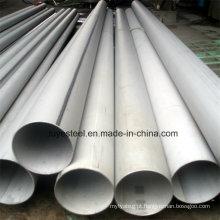 Tubo de aço inoxidável soldado / tubo 316