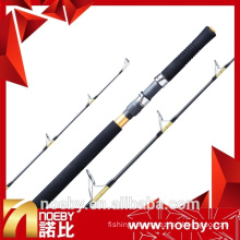 NOEBY High quality carbon FUJI guides & reel seat spinning jigging rods