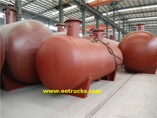 Mounded LPG Bullet Tanks