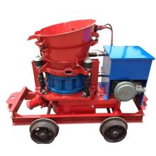 Máquina de pulverização de concreto para seco ou úmido