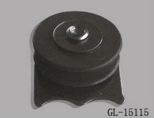 Steel Pulley Rollers for Cargo Trailer Parts