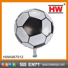 Boy football sports use cheap helium balloon