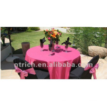 charming table cloth for weddings and banquet