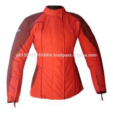 women Textile Motorbike Jacket
