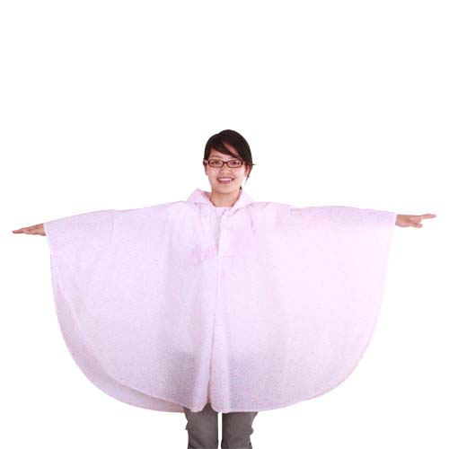 ladies EVA poncho