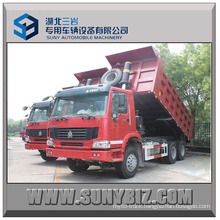HOWO 6X4 336HP Dump Truck Right Hand Drive 6*4 Tipper Truck