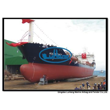 Chinese Ship Launching Pulling Airbag