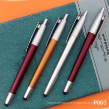 Bolígrafo plástico promocional del regalo de China Proveedores