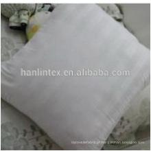 Stripe algodão tecido Hotel Bedsheets jogo de cama por atacado