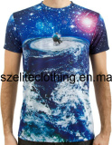 Hot Sale Sublimation T-Shirt Polyester (ELTMTJ-1)