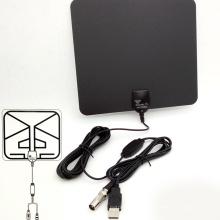 Digital Indoor DVB-T2 Antenne 50 Meilen Reichweite Free TV Anternna