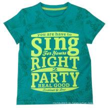 Kinder T-Shirt für den Sommer im heißen Verkauf, Boy T-Shirt, Kinder tragen beliebt