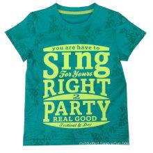 Children T-Shirt for Summer in Hot Sale, Boy T-Shirt, Kids Wear Popular