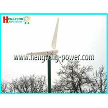 Energia renovável produzido 20kw aerogeradores de eixo horizontal