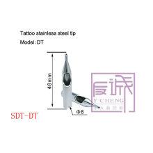 Dicas profissionais de tatuagem de aço inoxidável SDT-DT