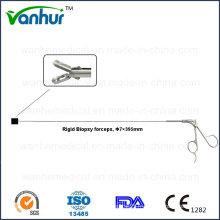 Instruments chirurgicaux Urologie Pinces à la biopsie rigide