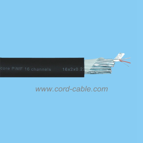 Bulk Multi-Core Stage Snake Cable