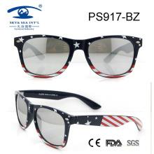 2015 High Quality Newest Fashion Star Plastic Sunglasses (PS917)