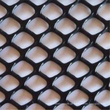 Colorido PP / PE / HDPE Plain Weave malha de arame de plástico