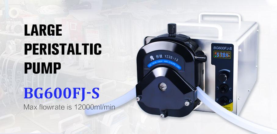 Wastewater Treatment peristaltic pump