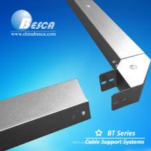 Goulotte de câble en métal galvanisé (les tailles peuvent être adaptées aux besoins du client)