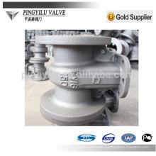Russia standard oil,water,gas cast steel pn16 stainless steel seal gate valve factory