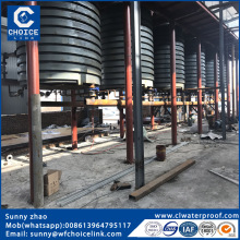 Automatic plant of SBS bitumen rolls